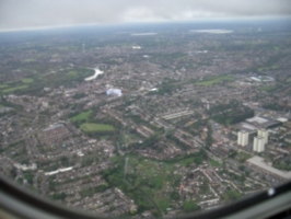 [picture: London from the air 3]
