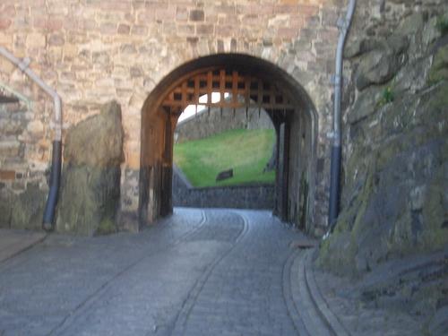 [Picture: Castle Exit]