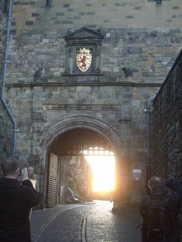 [Picture: Edinburgh Castle Entrance 2]