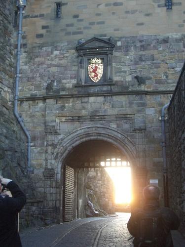 [Picture: Edinburgh Castle Entrance 3]