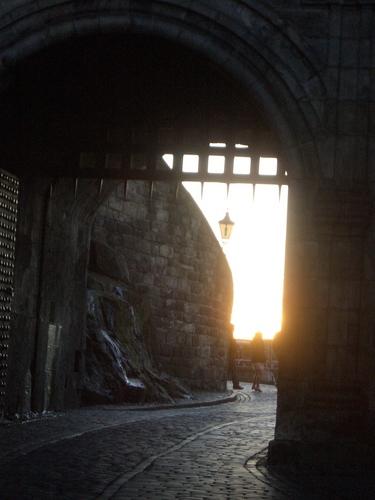 [Picture: Edinburgh Castle Entrance 5]