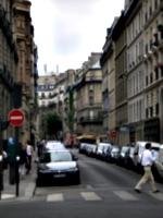 [picture: Rue de la Sorbonne]