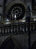 [picture: Notre Dame rose window]