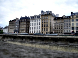 [picture: Buildings by the river]