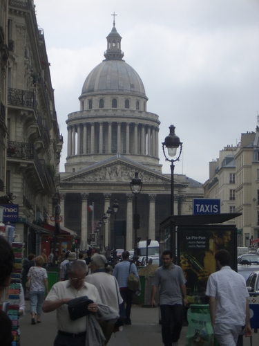 [Picture: Pantheon]