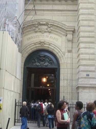 [Picture: Universites de Paris]