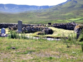 [picture: Isolated graveyard 2]
