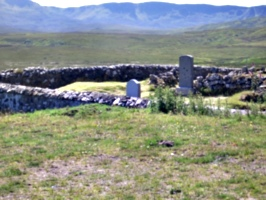 [picture: Isolated graveyard 3]