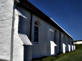[picture: Church in Staffin]