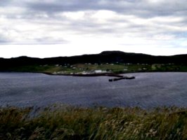 [picture: Isle of Skye: harbour]