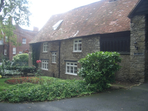 [Picture: The old stables 2]