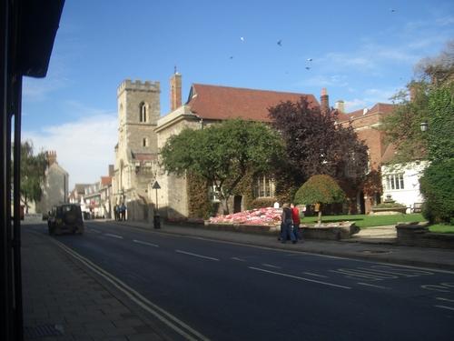 [Picture: Abingdon church 2]