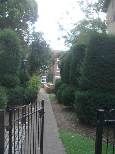 [Picture: Cosener's House Walk]