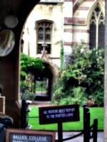 [picture: Balliol College Courtyard]