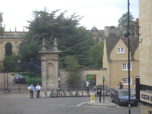 [Picture: Oxford street and park 3]