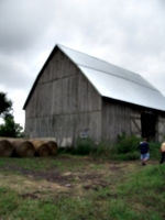 [picture: The barn]