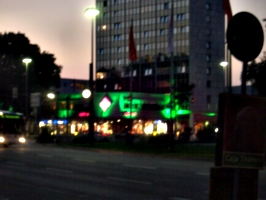 [picture: Green building]