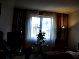 [picture: Hotel room]