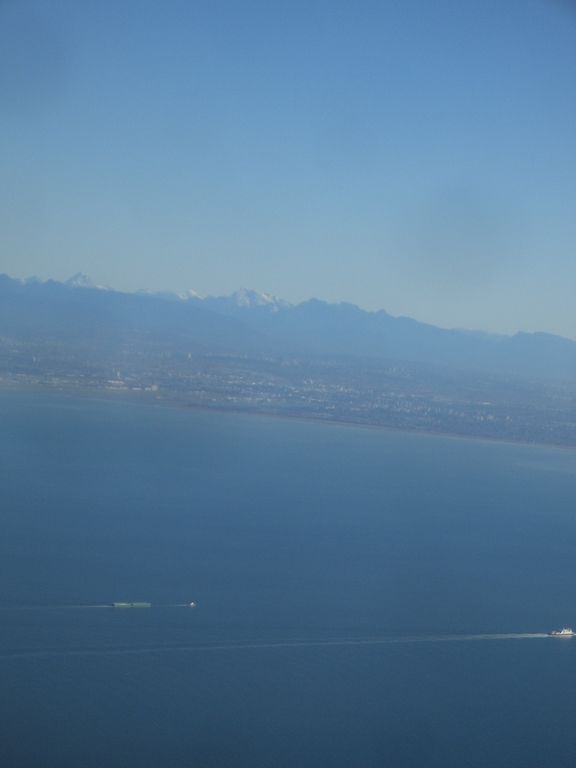 [Picture: Slanting coastline]