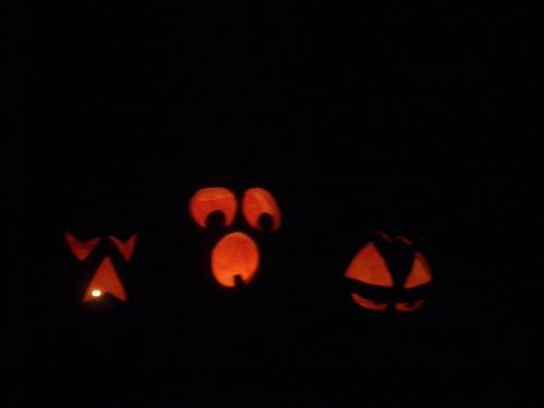 [Picture: Halloween Pumpkins]