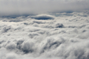 [picture: clouds from the 'plane 3]