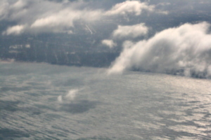 [picture: clouds from the 'plane 11]