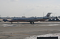 [Picture: Chicago airport: American Airlines aeroplane 1]