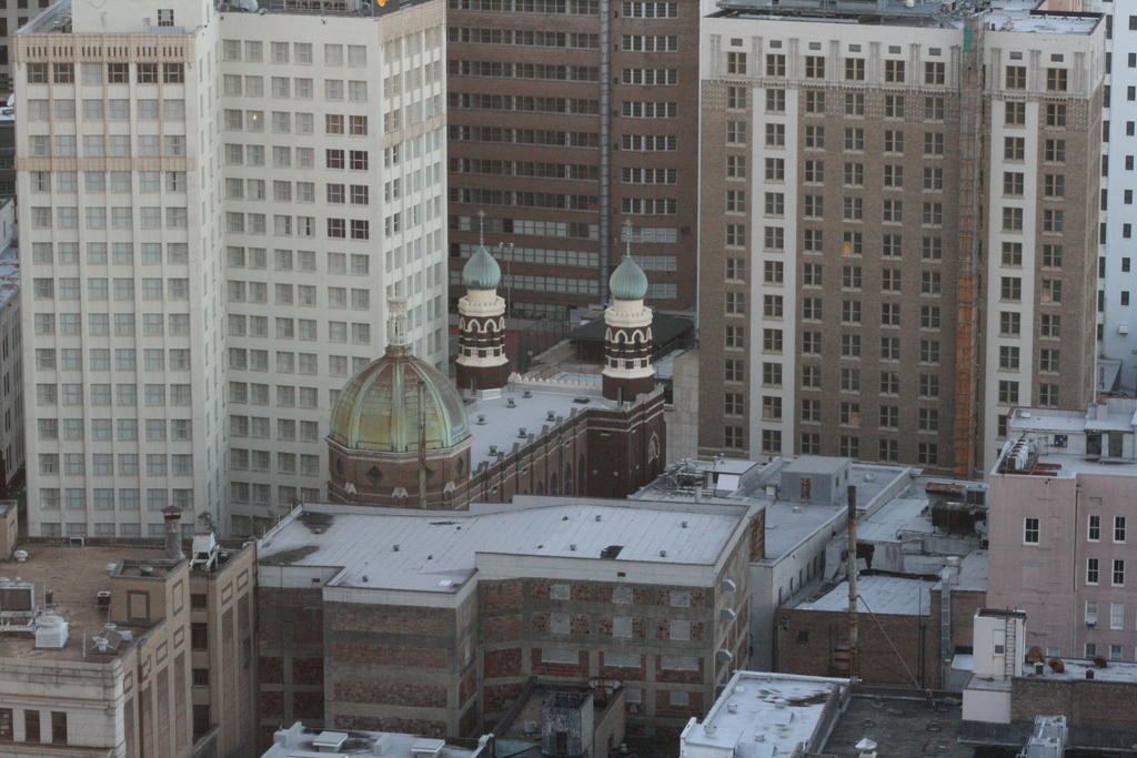 [Picture: View from my hotel window 6]