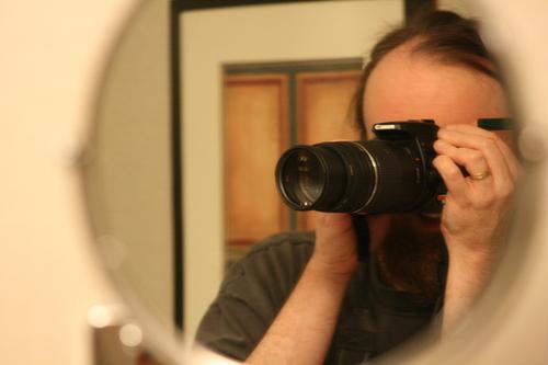 [Picture: Self portrait 3]
