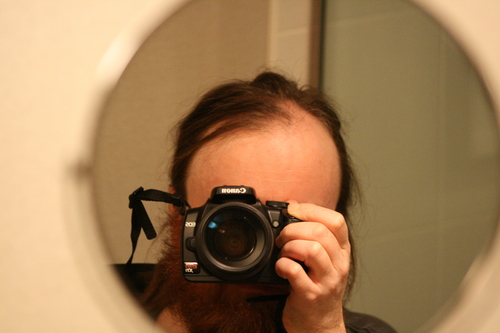 [Picture: Self portrait 4]