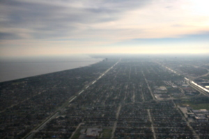 [picture: New Orleans From The Air 1]