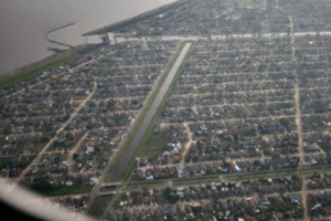 [picture: New Orleans From The Air 4]