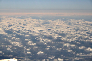 [picture: Clouds from the 'plane 13]