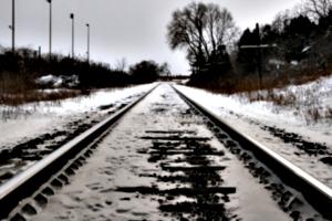 [picture: Winter Rails]