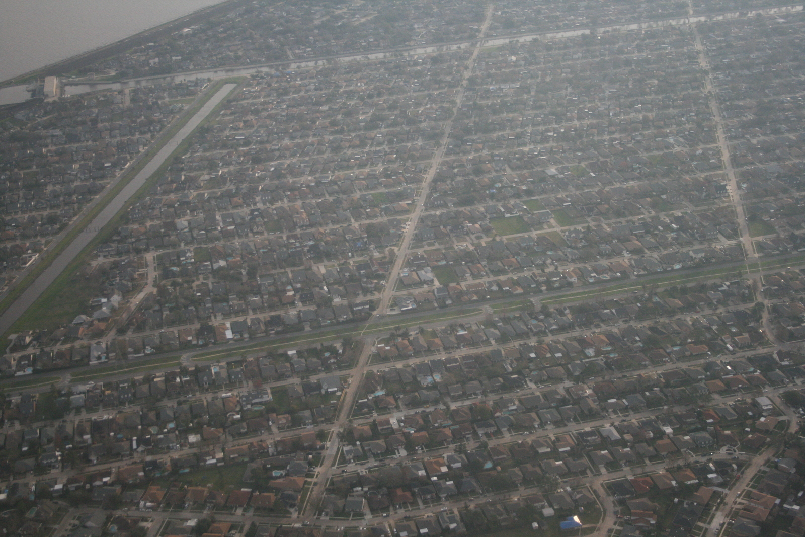 [Picture: New Orleans From The Air 3]