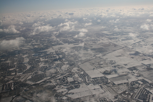 [Picture: Snowy Suburbia 8]