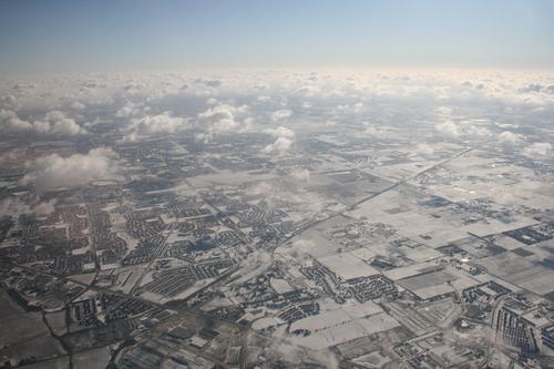 [Picture: Snowy Suburbia 9]
