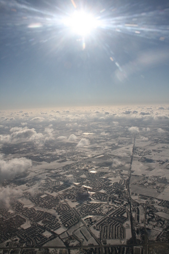 [Picture: Snowy Suburbia 11]
