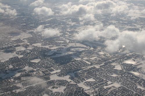 [Picture: Snowy Suburbia 13]