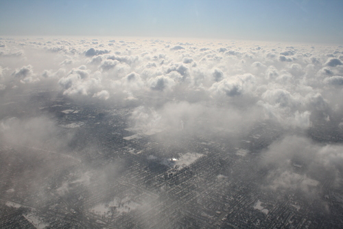 [Picture: Chicago from the Air 6]