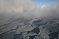 [Picture: Ice and Clouds on the Great Lakes 20]