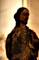 [picture: Santo: St. John the Baptist Figurine 1]