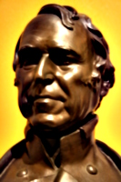 [picture: General Zachary Taylor 2: his head]