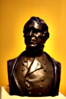 [picture: General Zachary Taylor 3: bust]
