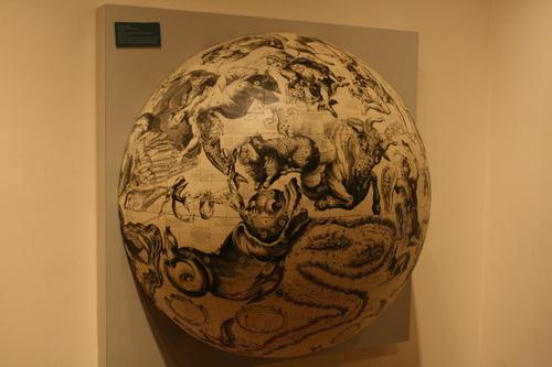 [Picture: Celestial Globe 1]