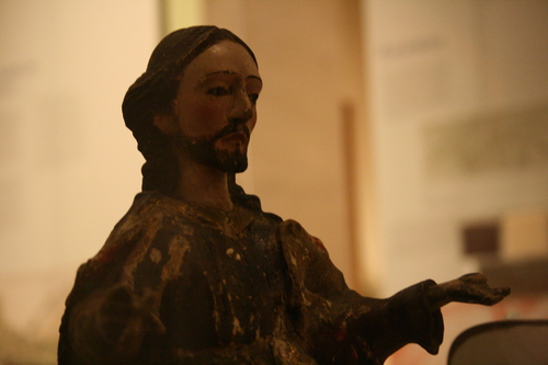 [Picture: Santo: St. John the Baptist Figurine 2]