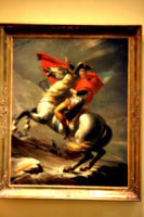 [Picture: Napoleon Crossing the Alps 1]
