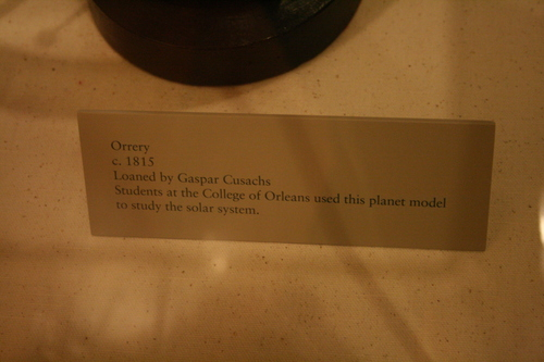 [Picture: Orrery 3: caption]