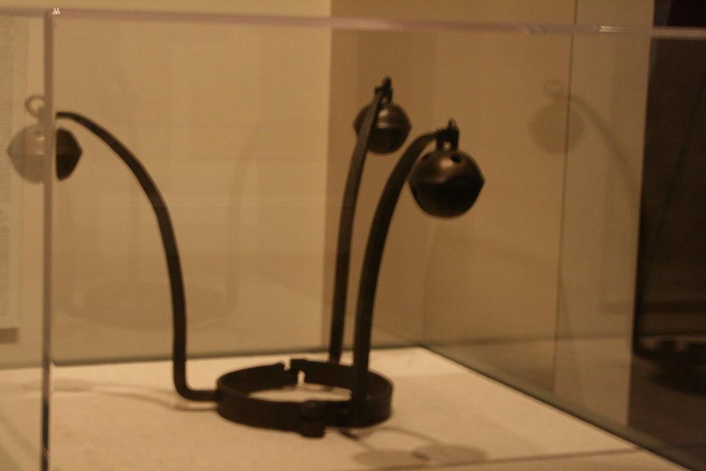 [Picture: Slave collar 2]
