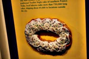 [picture: King cake 2]